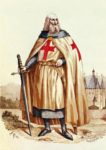 Jacques de MOLAY OSMTH FRANCE
