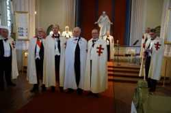 INVESTITURE DU GRAND PRIEURE DE SCANDINAVIE 4 MAI 2019